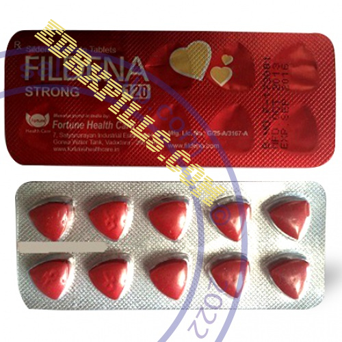 Fildena Strong (sildenafil citrate)