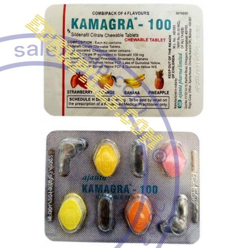 Kamagra® Soft (sildenafil citrate)