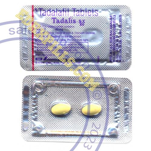 Tadalis® Sx (tadalafil)